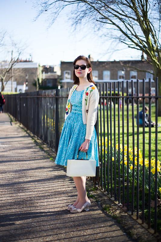 Street Style - Liz Tregenza, Hoxton