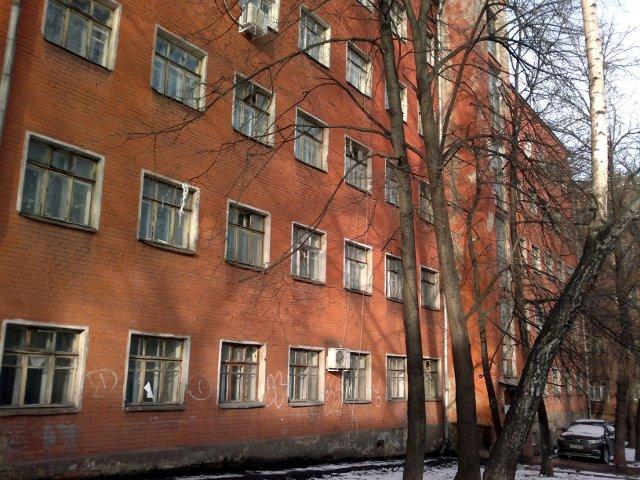 2-я Бауманская улица, дом 1, корпус 2