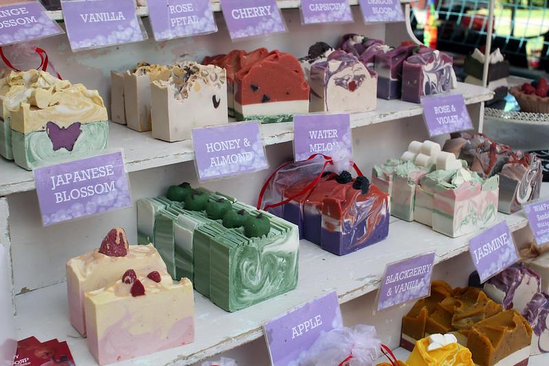 Emmundi Market soap