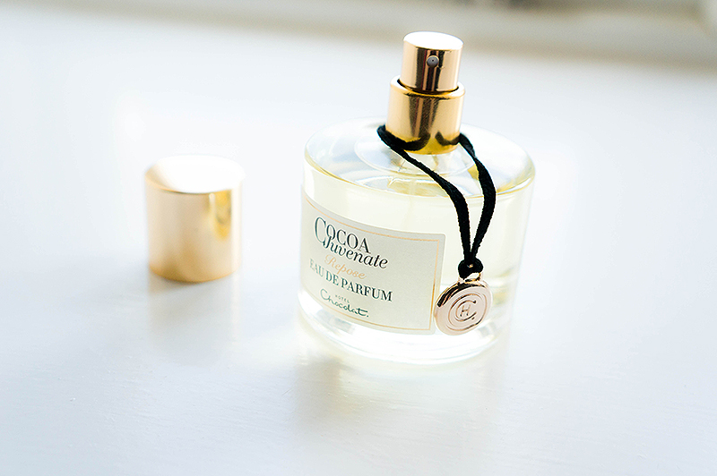 Hotel Chocolat Cocoa Juvenate Range: Eau De Parfum | www.latenightnonsense.com