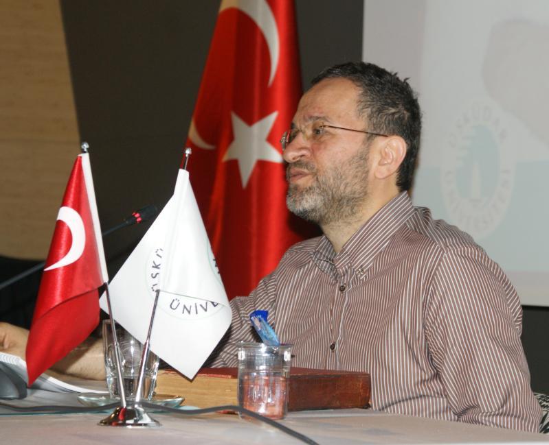 Metin Karabaşoğlu Üsküdar Üniversitesi öğrencileriyle buluştu