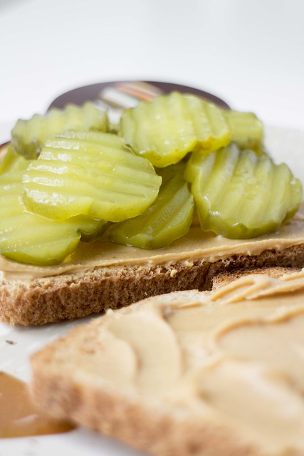 Peanut Butter and Pickle Sandwich_4