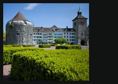 Burristurm & Bieltor . Solothurn Switzerland