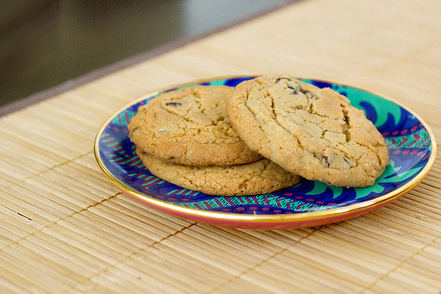 the bestest chocolate chip cookies on chocolate chip cookie day