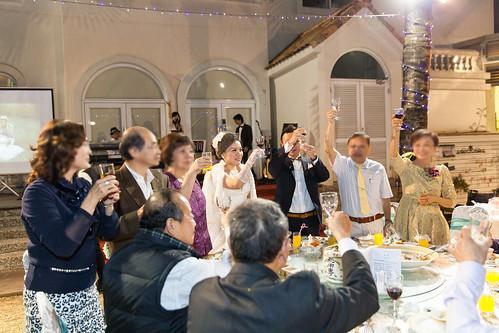 台南商務會館-戶外婚禮篇2