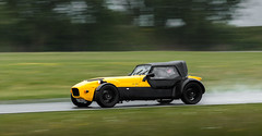 race car, automobile, vehicle, performance car, automotive design, caterham 7, land vehicle, supercar, sports car,