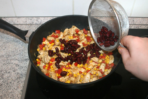 38 - Kidneybohnen hinzufügen / Add kidney beans
