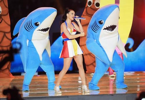 Dancing Sharks