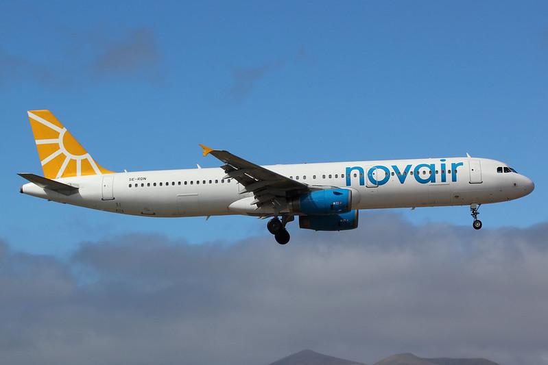 Novair - A321 - SE-RDN (2)