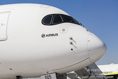 Airbus A350-941 - First time in Brazil