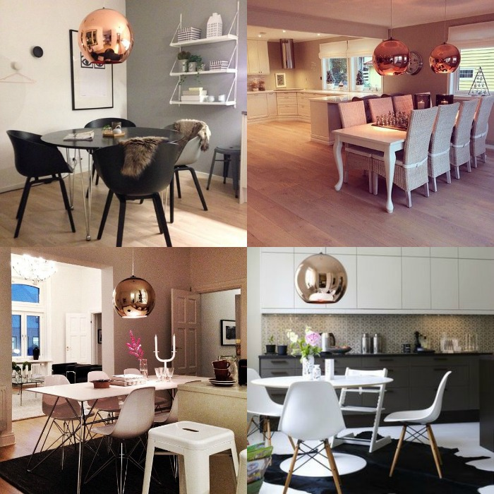 Home Inspiration Kupfer Lampen 06
