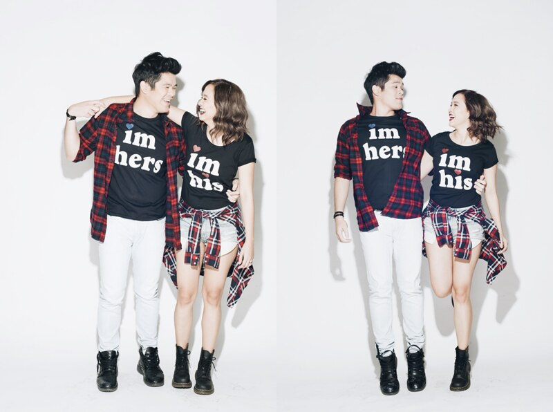 GTW by SM Couple Tees - 1