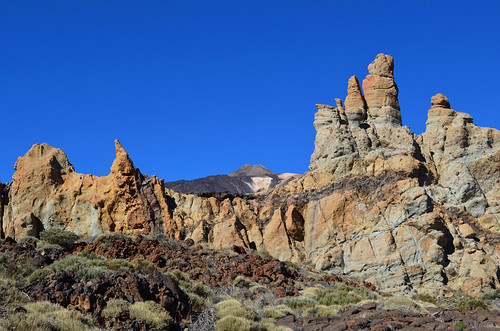 Roques de Garcia, Teide National Park, Tenerife