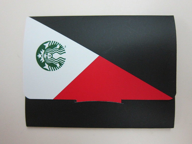 Starbucks alice + olivia Design Collection - Starbucks Card Packaging Front