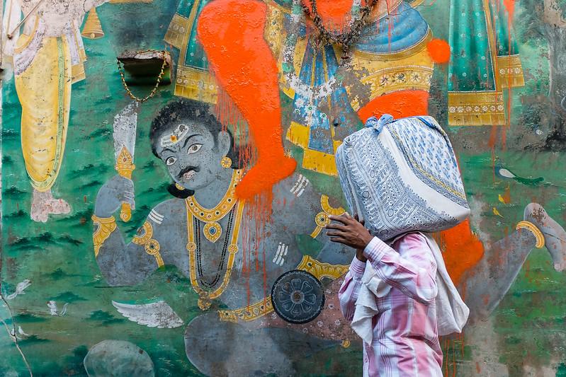 Varanasi Fabric #9