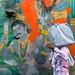 Varanasi Fabric #9 by AMNewman