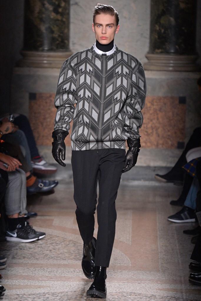 Marc Schulze3066_FW15 Milan Les Hommes Men's RTW Fall 2015(WWD)