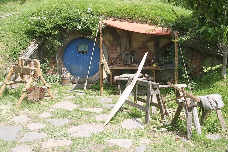 Hobbiton - Smial No.3