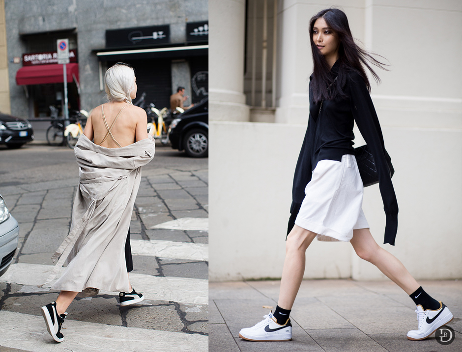 sneakers-chic-street-style-outfit-fashion-week-paris