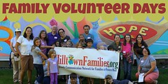 Family Volunteer Days