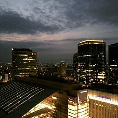 the view #osaka #japan