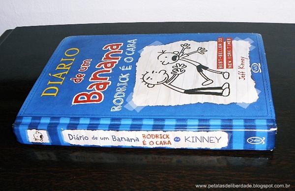 Livro Rodrick é o Cara, Diário de um banana