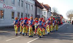 Karneval in Mariadorf (Rosenmontag 2015)