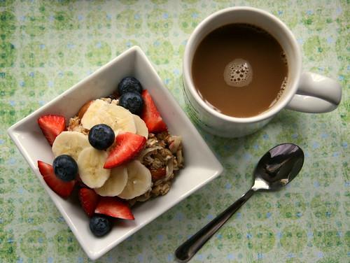 Muesli and Coffee by Monica