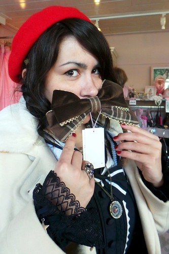 Moustache Bow