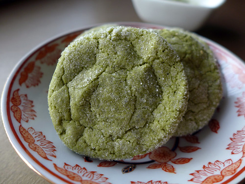 2015-01-28 - Matcha Cookies - 0002 [flickr]