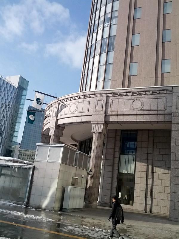 札幌駅大丸前