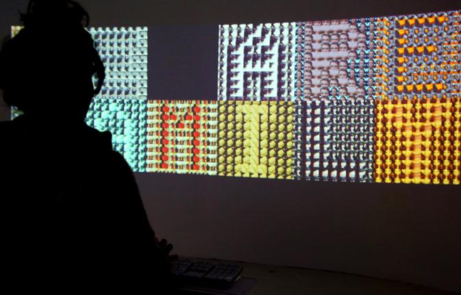 Practical Particles Exhibition, 2015