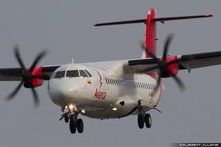 Avianca ATR 72-600 (72-212A) cn 1231 F-WWEF // HK-5109