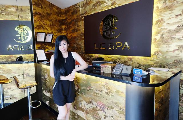 Le spa gemmill lane singapore best spa reviews for Le salon spa
