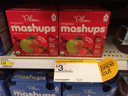 graphic relating to Plum Organics Printable Coupon identify Reset* $1/1 Plum Organics Mashups Printable Coupon (0.29