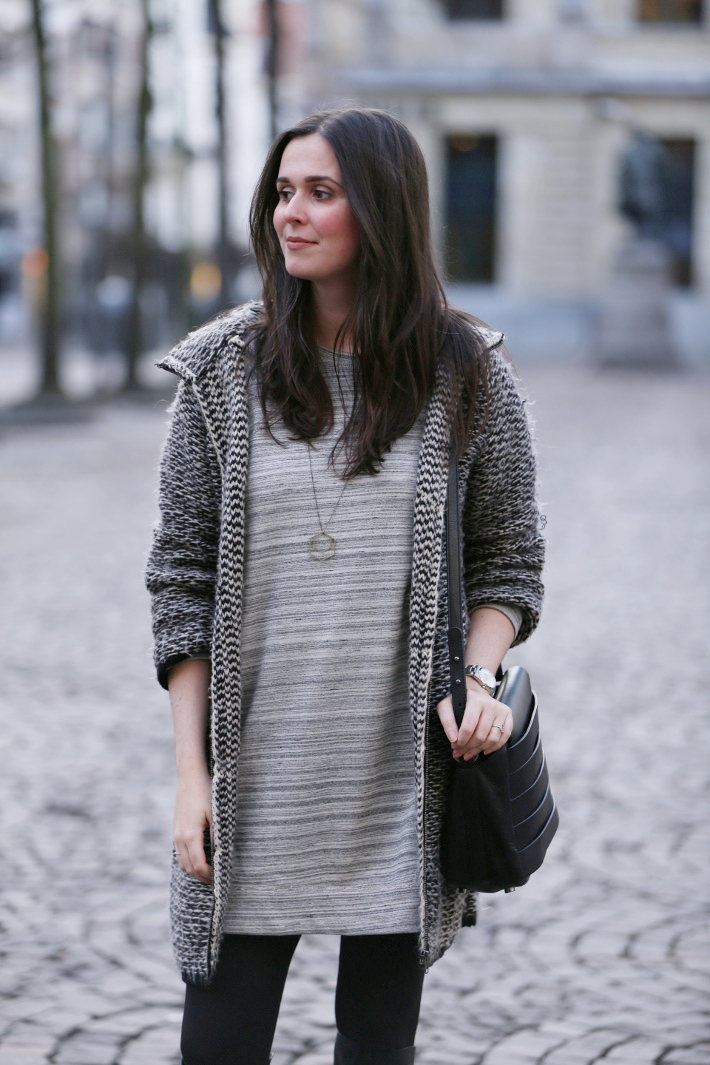 mango sweaterdress