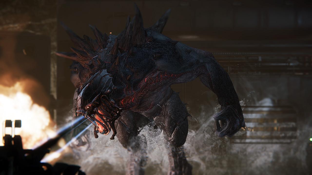 Evolve - Monster