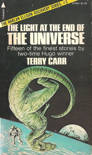 Terry Carr - The Light at the End of the Universe (Pyramid 1976)