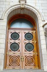 Door, Salt Lake Temple