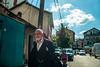 Man in Kosovo