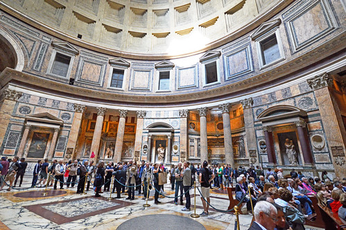 Pantheon Interior 04