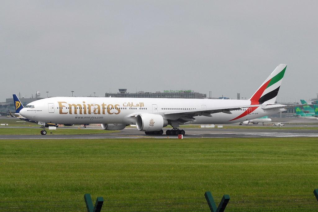 A6-EPM - B77W - Emirates