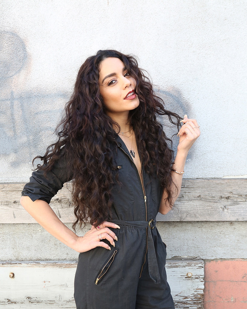 Ванесса Хадженс — Фотосессия для «Beauty Coach» 2016 – 2