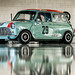 Richard Parsons - 1965 Morris Mini Cooper S at the 2016 Silverstone Classic Media Day (Photo 1) by Dave Adams Automotive Images