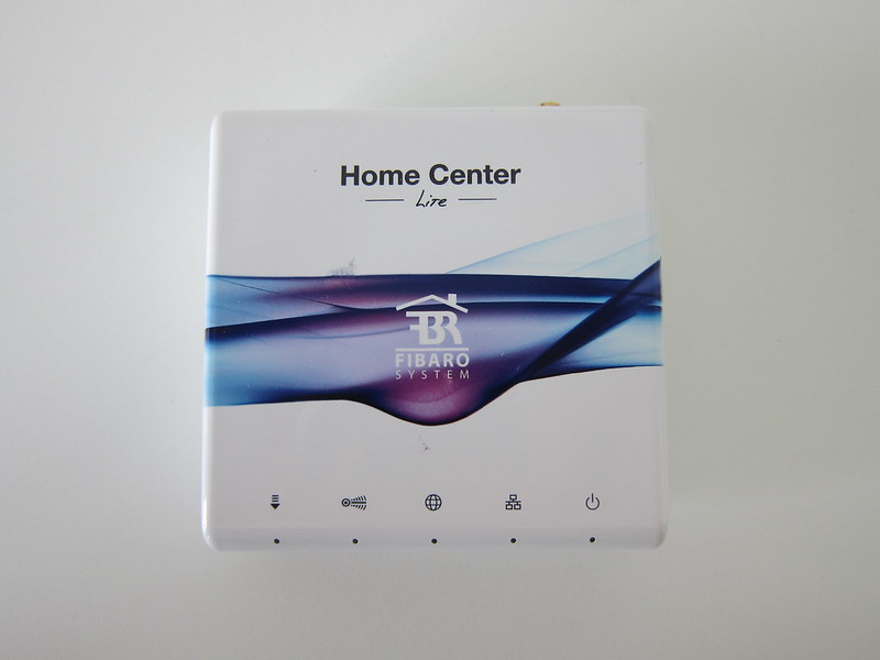 Fibaro Starter Kit - Home Center Lite Top