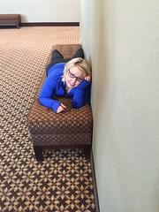 Yeah, I'm planking
