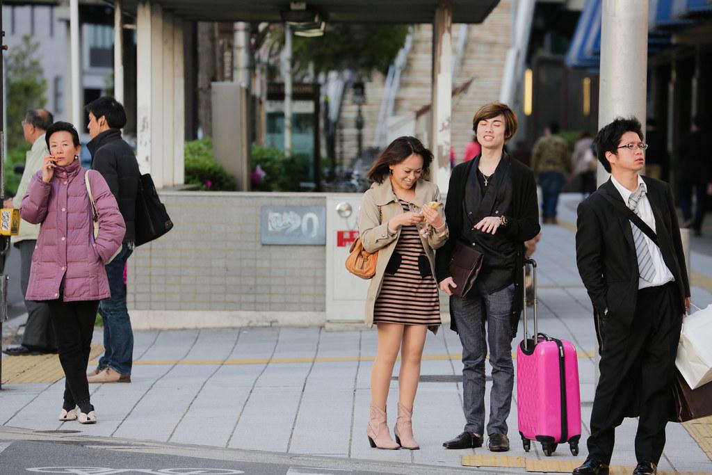 Umeda 1 Chome, Osaka-shi, Kita-ku, Osaka Prefecture, Japan, 0.003 sec (1/320), f/6.3, 236 mm, EF70-300mm f/4-5.6L IS USM
