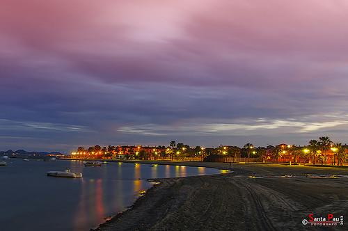 Luces al Atardecer (Narejos-Murcia)