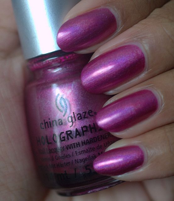 China Glaze Infa-Red nail polish