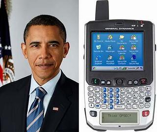 打着灯笼也买不到 奥巴马总统专用手机揭秘